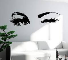 Beauty Hair Salon Wall Vinyl Decal Wallstickers4you