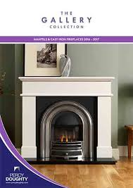 mantels and cast iron fireplaces the