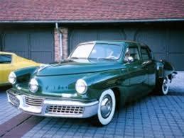 Motoring Memories: Preston Tucker and his car, 1948 - Autos.ca