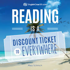learn english inspiring quotes about reading