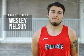 Athlete Profile: Wesley Nelson (12) – Argolog