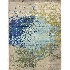 blue green area rug blue area rugs