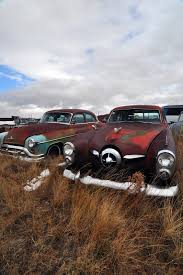 Old Car Guy — I took these in Peyton, CO at Duane Hayes auto... | Car guys,  Old cars, Car