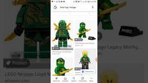 Top 5 best lego ninjago characters - YouTube