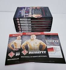 rushfit georges st pierre ultimate