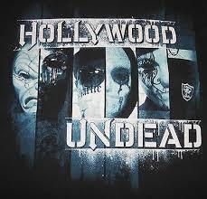 hollywood undead logo masks t shirt