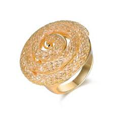 crystal artificial dubai gold jewelry