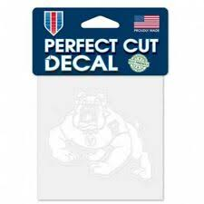 Fresno State Bulldogs 4 X4 Perfect Cut Car Decal New Auto Sticker Emblem For Sale Online