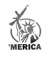 Us Flag Decal Vinyl Car Sticker Veterans Patriots America Navy Marines Air Force Auto Parts And Vehicles Car Truck Graphics Decals Magenta Cl