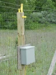 Electric Fence Utility Box Controller Vegetable Garden Markers Vegetable Garden Trellis Vegetable Garden Planner