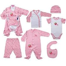 choice cotton and new born baby clothes