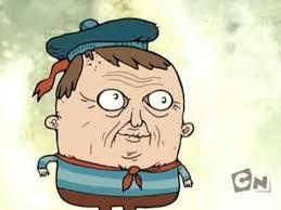 flapjack creepy old man you