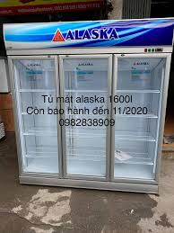 Bán thanh lý tủ mát alaska SL 16C3 1600l... - Thanh lý bán tủ đông cũ giá  rẻ tại Thanh Xuân Hà Nội