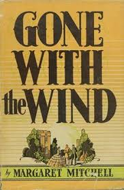 gone the wind novel