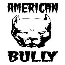 12 6cm 14 7cm American Bully Dog High Quality Fashion Car Sticker Decor Vinyl Decal Car Stickers Aliexpress