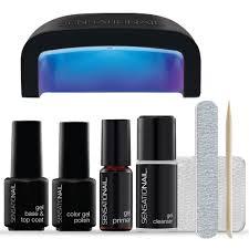 sensationail gel nail polish starter