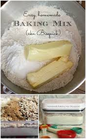easy homemade bisquick baking mix