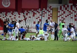 Tuzlaspor TFF 1'inci Lig'e yükseldi - Son Dakika Spor
