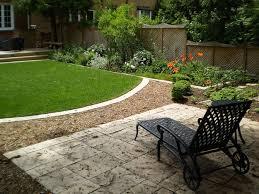 exteriors backyard landscaping ideas