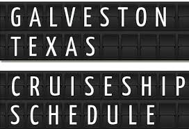 galveston cruise ship schedule 2017