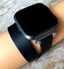 fitbit versa 2 double wrap around wrist
