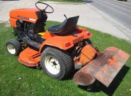 ariens lawn tractor h 16 with tiller