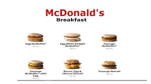 what time does mcdonald s breakfast