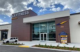 la fitness fitness club longwood
