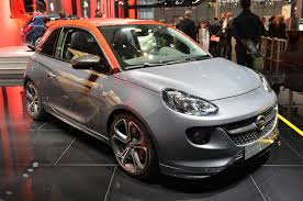 2015 Opel Adam S: Paris 2014 Photo Gallery | Autoblog