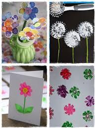 60 bricolages de printemps en fleurs et