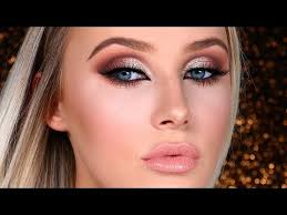 glam makeup tutorial lauren curtis