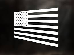 American Flag Stars And Stripes Vinyl Decal Sticker Vyoletshop
