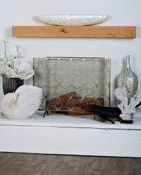 51 decorative fireplace screens to
