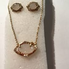 stella dot charlotte pendant w