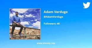 Adam Verdugo Twitter Followers Statistics / Analytics - SPEARKJ