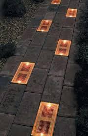 solar powered sun brick solar patio