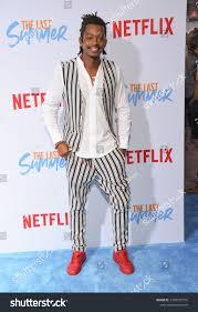 LOS ANGELES - APR 29: Norman Johnson Jr. arrives for the Netflix ...