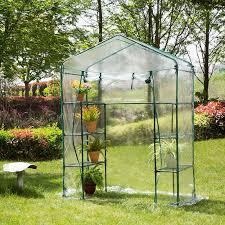 portable greenhouse house flower plant