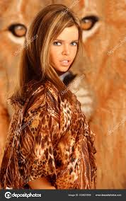 brown tan leopard satin robe adorable