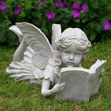 garden ornaments and statues ideas on