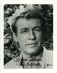 Russell Johnson Gilligan's Island Professor Signed 8x10 Photo Certified  Authentic Beckett BAS COA at Amazon's Entertainment Collectibles Store