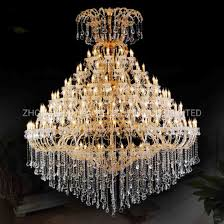 maria theresa light gold chandelier