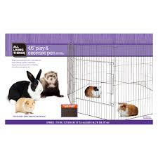 All Living Things Play Exercise Small Pet Pen Small Pet Play Pens Petsmart