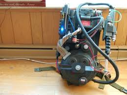 ghostbusters proton pack prop parts by