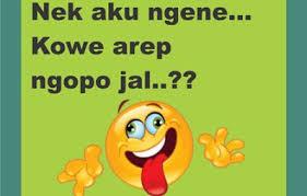 status singkat kata kata lucu bahasa jawa bawel njengkelake