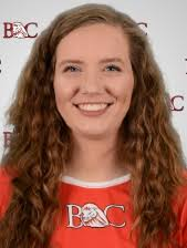 Janie Smith 2017 Volleyball - Bryan College