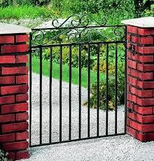marlborough metal garden gate uk made
