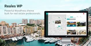 Real Estate WordPress Themes from ThemeForest