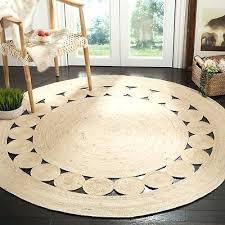 natural rug fiber area 8 10 hand woven