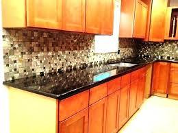 kitchen countertops and backsplash
